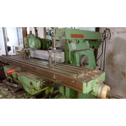 Milled Heads And Milling Machines