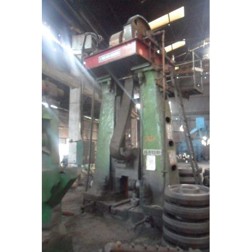 Used Belt Drop Hammer