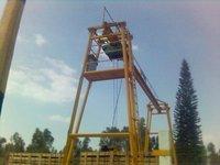 Overhang Gantry Crane