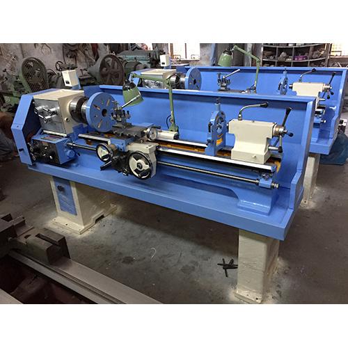All Geared Head Light Duty Precision Leathe Machine