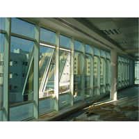 Outdoor Glass Operable Window