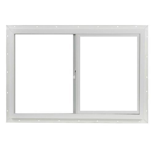 Aluminum Frame Glass Sliding Window