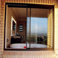Aluminum Horizontal Sliding Window