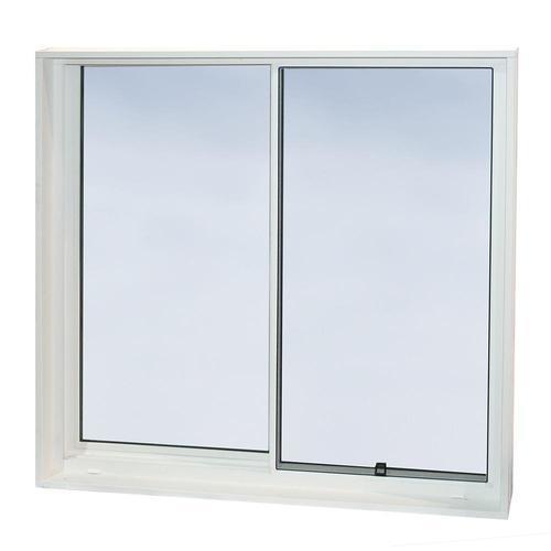 Glass Panel Sliding Window