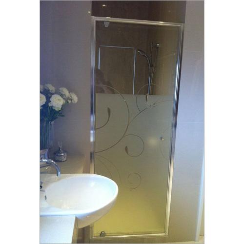 Bathroom Glass Film