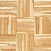 Patterned Wooden Flooring