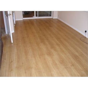 Floral Laminated Wooden Flooring Services