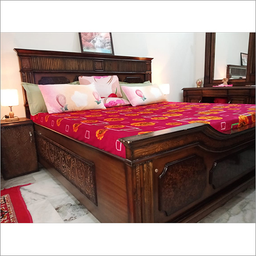 Wooden Carved Beds