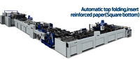 Stpl 1200s-430 Fully Automatic Sheet-Feeding Paper Bag Making Machine