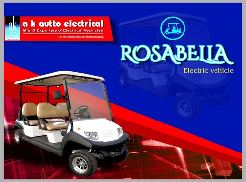 ROSABELLA GOLF CART