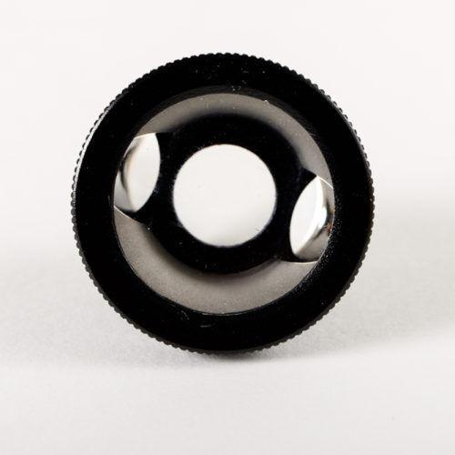 Two Mirror Gonioscope Lens