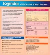 Vertical Cylinder Fine Boring Machine