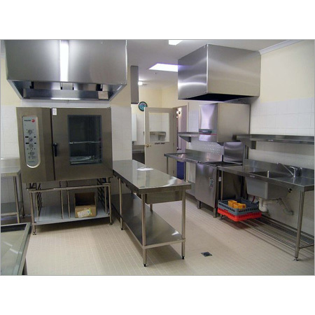 Hotal Kitchen Equipments