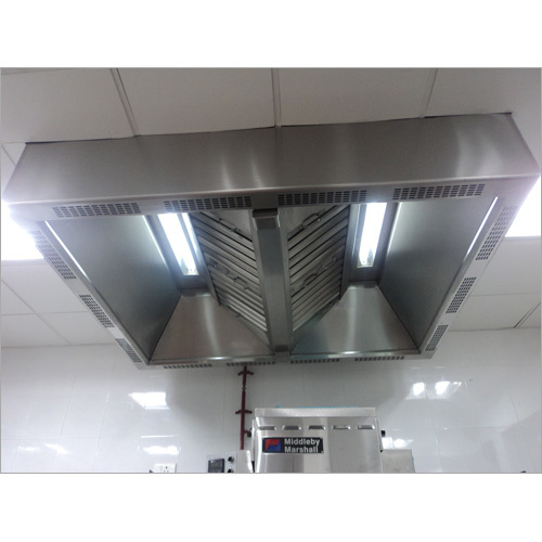Double Skin Exhaust Hood
