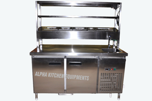 Commercial SS Food Counter