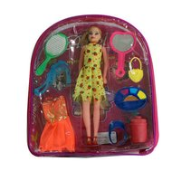 Makeup Bag Doll