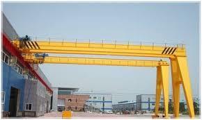 Industrial Semi Goliath Cranes