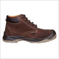 High Ankle Double Density Safety Shoes