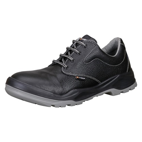 Low Ankle PU Double Density Safety Shoes