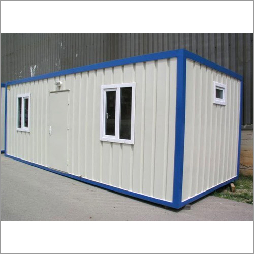Portable Steel Cabins for Lease