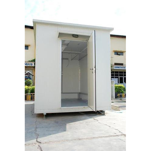 Portable Single Cabins on Rent