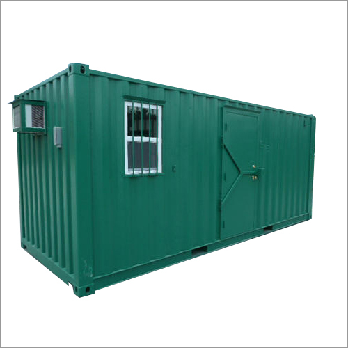 Mobile Office Container on Rent / Lease