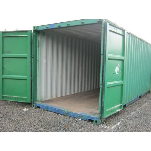 20 Feet Intermodal Container on Rent
