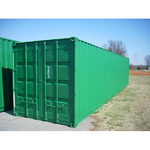Intermodal Container For Rent / Lease