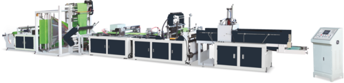 STPL AC600-800 NON WOVEN BAG MAKING MACHINE