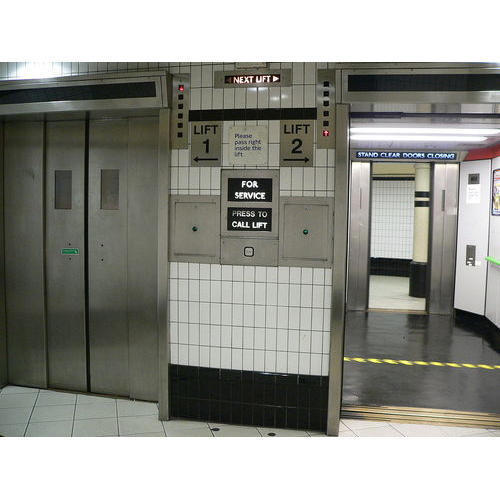 Counter Weight Passenger Elevators