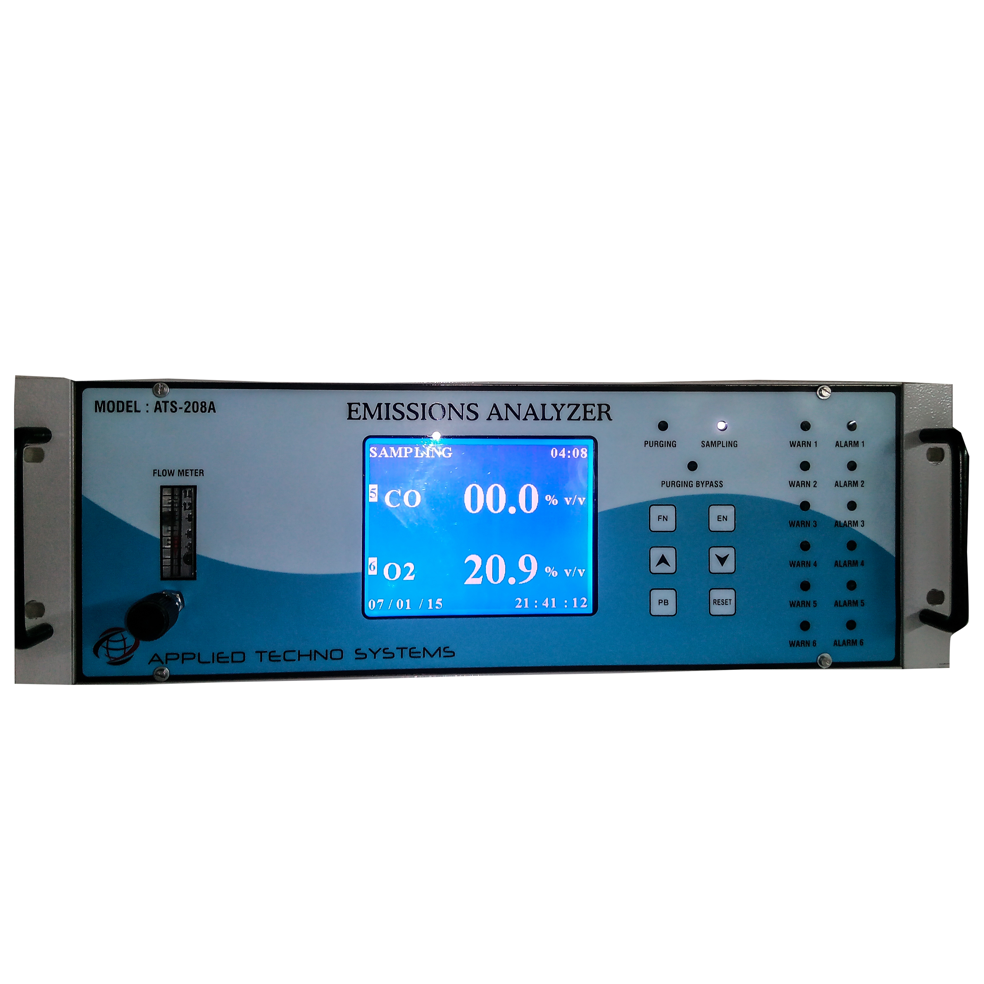Online SO2 Gas Analyzer