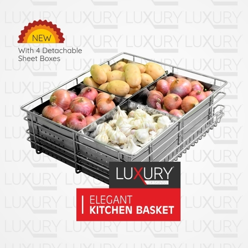 SS Vegetable Wire Basket
