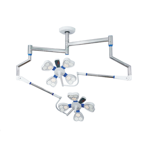 Double Dome Ceiling OT Light