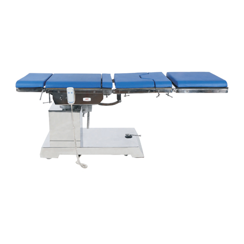 C Arm Compatible  Electric OT Table