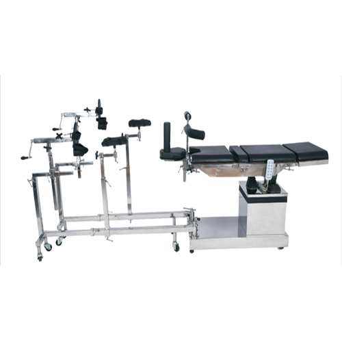 C Arm Compatible  Orthopedic Electric OT  Table