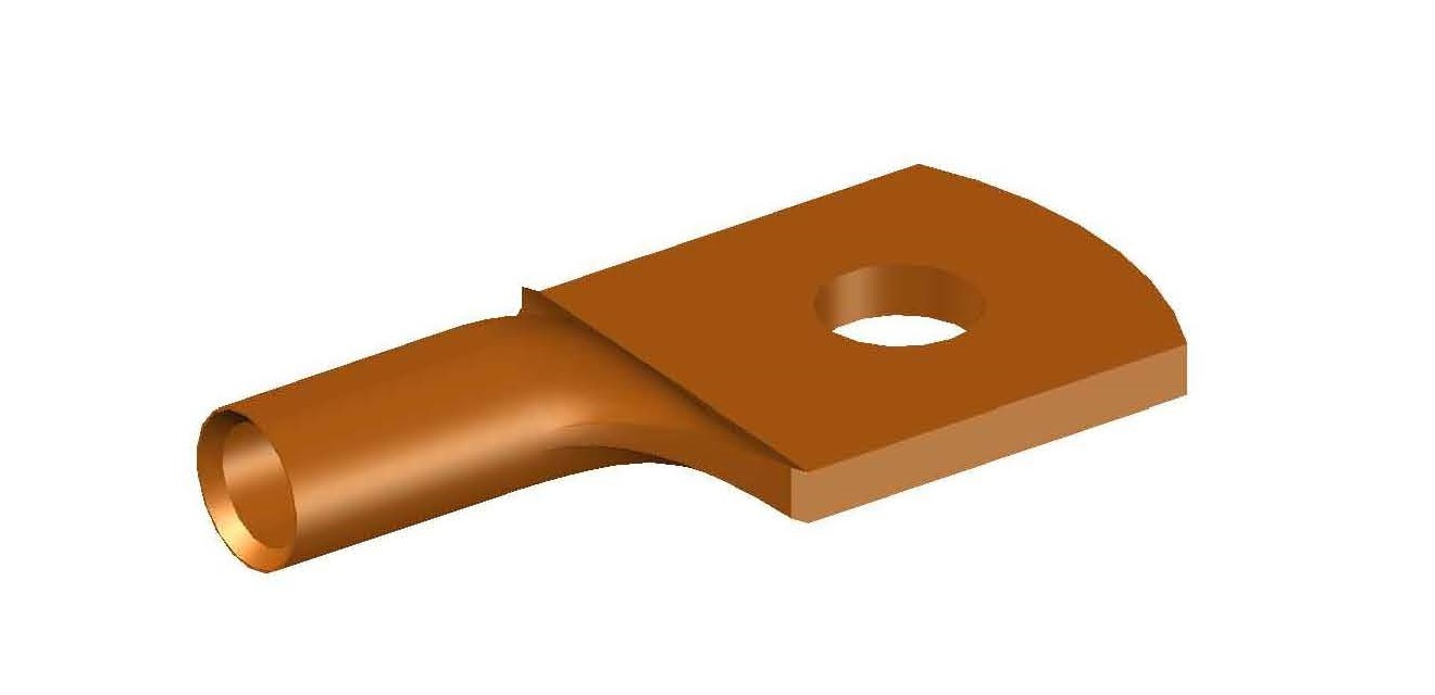 Copper Crimp Lugs