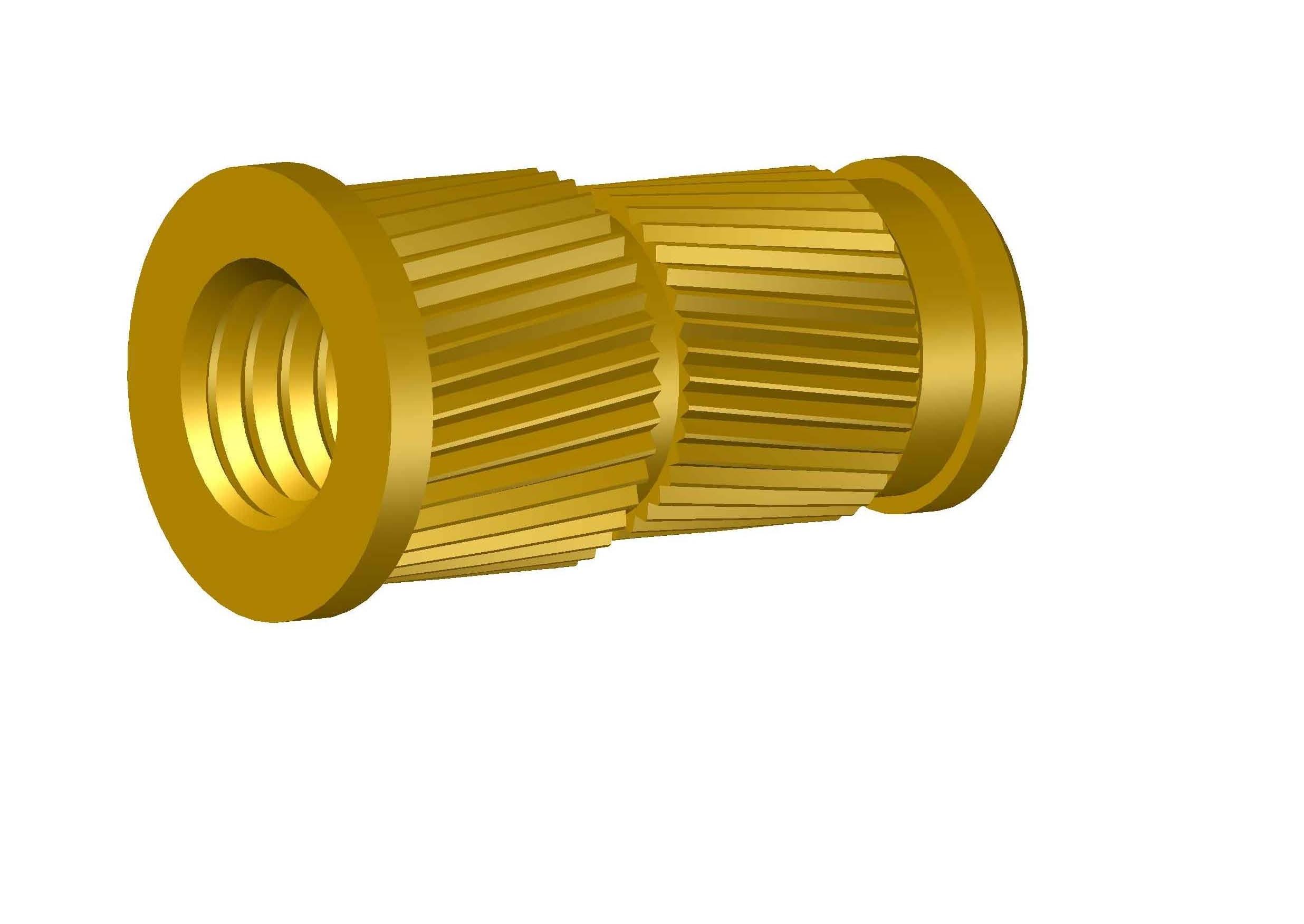 Brass Ultrasonic Insert