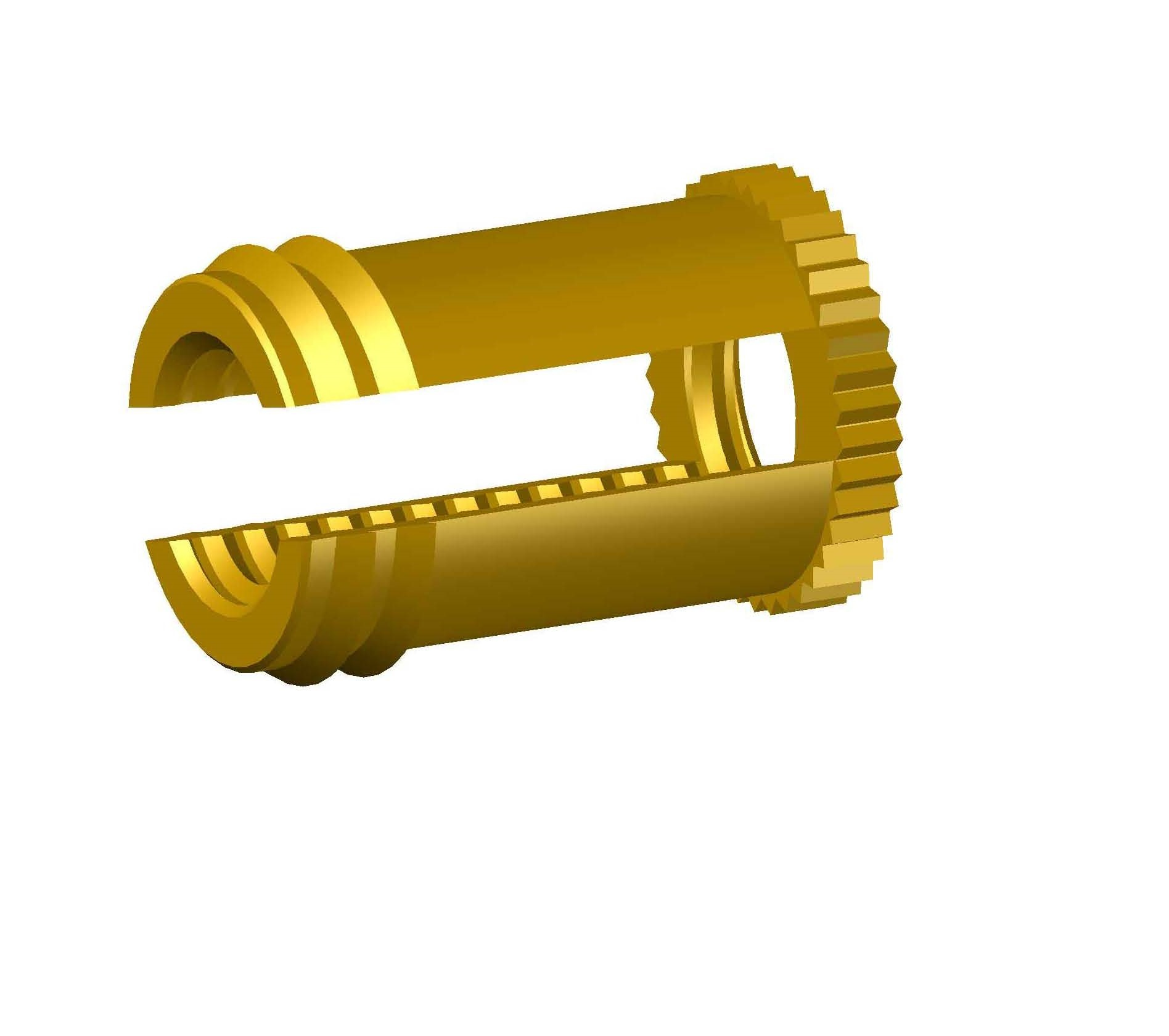 Brass Self Locking Insert