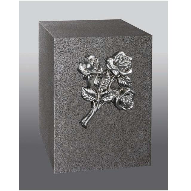Unity II Beautiful Slender 2 Bud Rose Urn