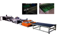 PVC Wave Board Production Line
