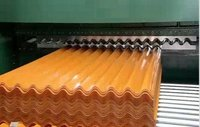 PVC Corrugated Profile Production Line