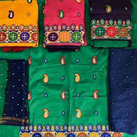Embroidery Work Dress Material