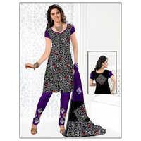 Batik Cotton Dress Material