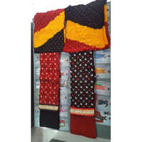 Unstitched Embroidery Work Dress Material
