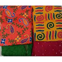 Pigment Dress Material