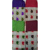 Unstitched Bandhej Dress Material