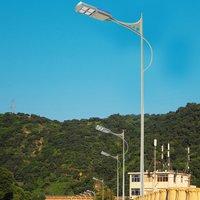 3000 Lumens Fully Automatic LED Solar Street Light