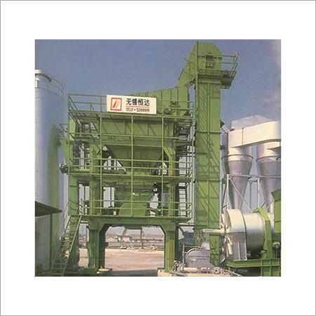 LB-1500 Asphalt Mix Plant