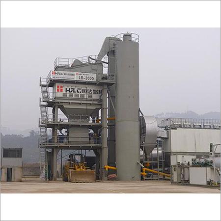 LB-3000 Asphalt Mix Plant