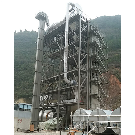 Asphalt Hot Recycling Equipment